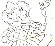 Coloriage dessin  Carnaval 30