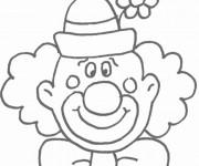 Coloriage dessin  Clowns 2
