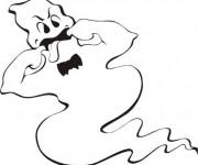 Coloriage et dessins gratuit Fantome 16 à imprimer