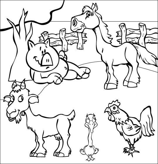Coloriage et dessins gratuits animaux dessin en ligne à imprimer
