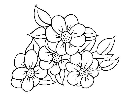 Coloriage et dessins gratuits Fleuriste 13 à imprimer