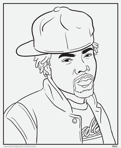 Coloriage et dessins gratuits Gangster Américain à imprimer