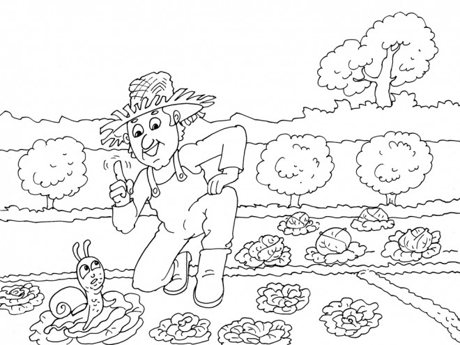 autres coloriages - Coloriage Hugo L Escargot