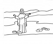 Coloriage dessin  Bapteme 35