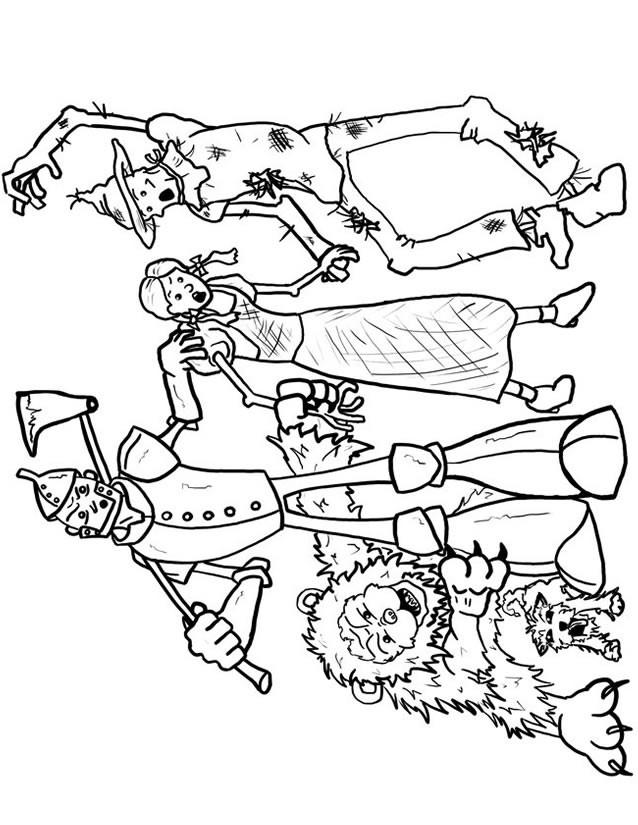 Coloriage et dessins gratuits Magicien des couleurs à imprimer