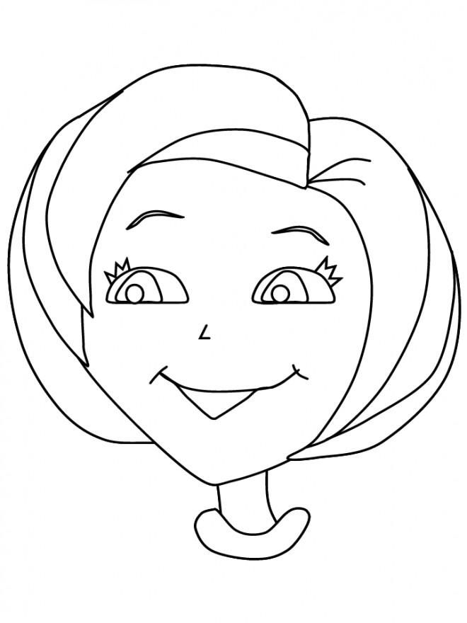 coloriage et dessins gratuits dessin maman imprimer