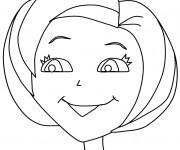 Coloriage dessin  Maman 4