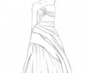 Coloriage dessin  Mannequin 28