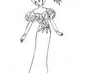 Coloriage dessin  Mannequin 31