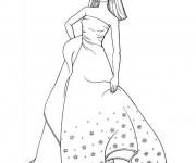 Coloriage dessin  Mannequin 38