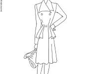Coloriage dessin  Mannequin 51