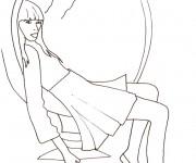 Coloriage dessin  Mannequin 63