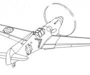 Coloriage dessin  Militaire 8