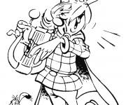 Coloriage dessin  Asterix 22