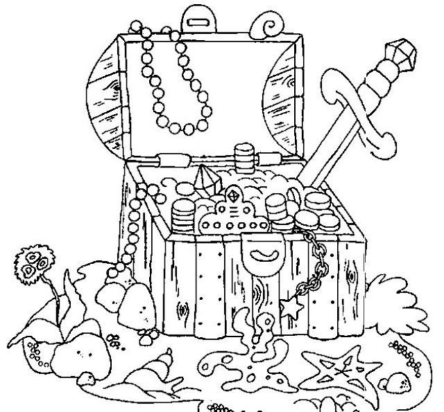 Coloriage et dessins gratuits Pirates 34 à imprimer