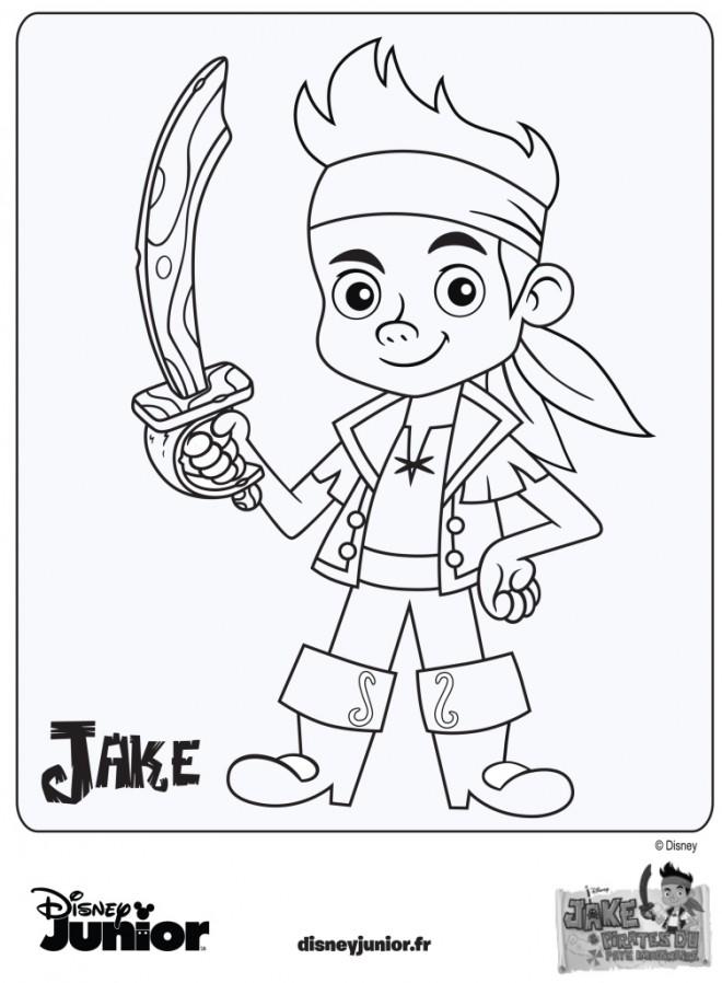 Coloriage et dessins gratuits Pirates 36 à imprimer