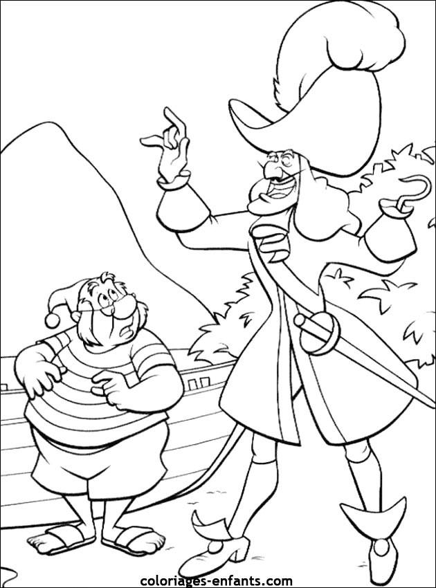 Coloriage et dessins gratuits Pirates 38 à imprimer