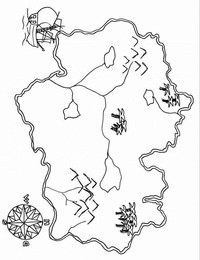 Coloriage et dessins gratuits Pirates 40 à imprimer
