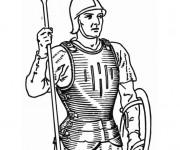 Coloriage soldat gratuit imprimer liste 60 80 - Coloriage petit soldat ...