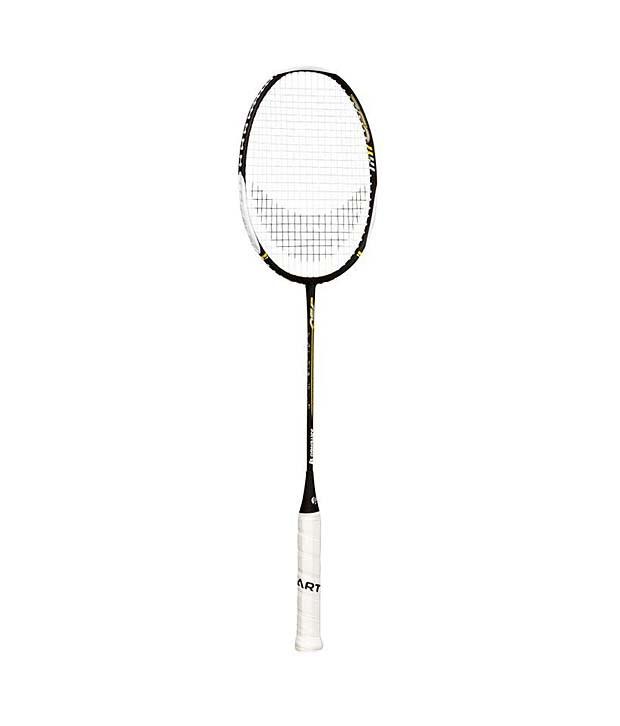 Coloriage et dessins gratuits Raquette Badminton vecteur à imprimer