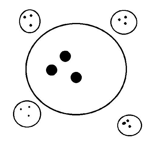 Coloriage et dessins gratuits Ballon Bowling à imprimer