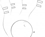 Coloriage dessin  Bowling 16