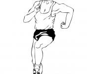 Coloriage dessin  Athletisme 59