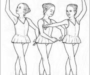 Coloriage A Imprimer Danseuse Indienne.Coloriage Danse Gratuit A Imprimer Liste 60 A 80