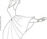 Coloriage Danseuse Salsa.Coloriage Danse Gratuit A Imprimer Liste 40 A 60