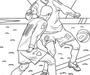 Coloriage Sport Football