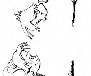 Coloriage dessin  Judo 12