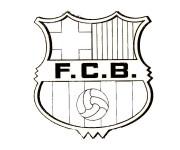 Coloriage dessin  Football 3