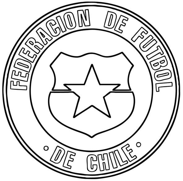 Coloriage et dessins gratuits Logo de Championnat du Chili de football à imprimer