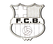 Coloriage Logo de Foot