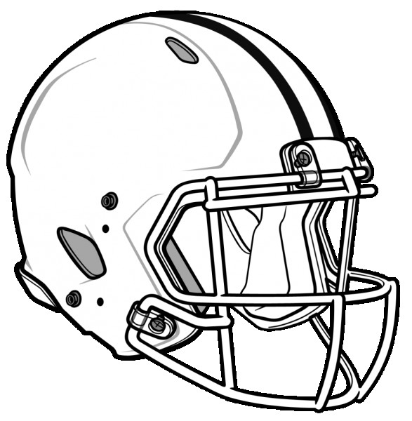 Coloriage et dessins gratuits NFL 26 à imprimer