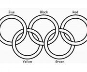 Coloriage dessin  Olympique 11