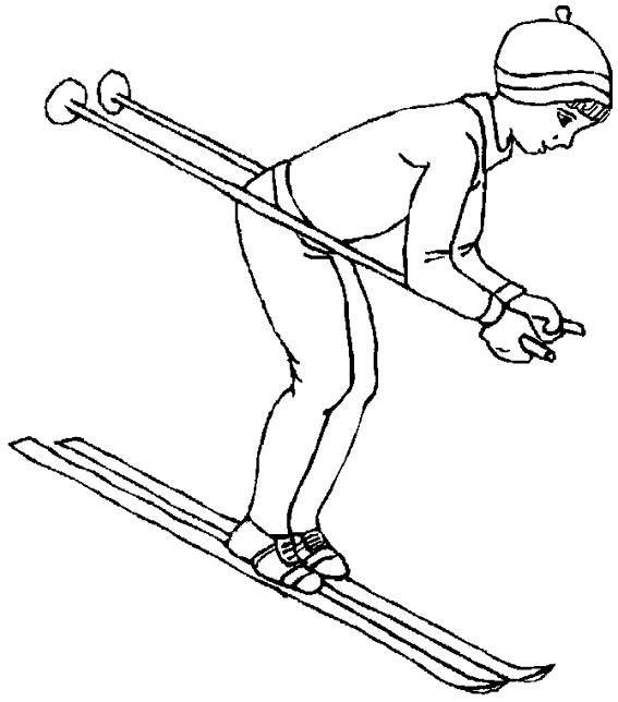 ski glisse