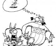 Coloriage Obelix 14