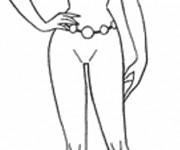 Coloriage dessin  Catwoman 1