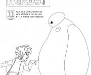 Coloriage Heros de Films 4