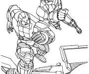 Coloriage iron man gratuit imprimer liste 20 40 - Iron man 2 telecharger gratuit ...