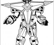 Coloriage et dessins gratuit Power Rangers Dino Super Charge à imprimer
