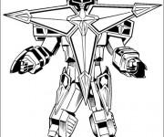 Coloriage dessin  PowerRangers 14