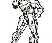 Coloriage Robocop 6