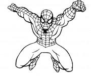 Coloriage Spiderman 5