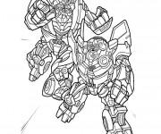 Coloriage Le Film Transformers Robots