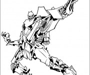 Coloriage Transformers 20