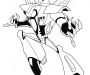 Coloriage et dessins gratuit Transformers à colorier à imprimer