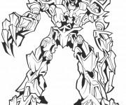 Coloriage et dessins gratuit Transformers Sentinel Prime à imprimer