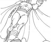 Coloriage X-Men Magnéto